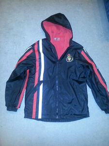 OTTAWA SENATORS JACKET IN GREAT CONDITION!! see my other ads!!!!