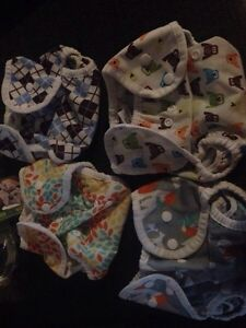 The last of my cloth diaper stash- offers accepted