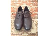 Mens Asos Derby Shoes