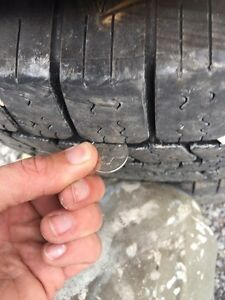 Wrangler SR-A tires 265/70/17 Peterborough Peterborough Area image 3