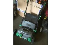 Electric scarifier new boxed or tested build up slight use you choose price for new