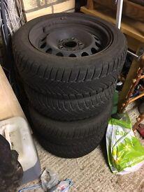 BMW 3 Series Winter Tyres