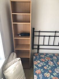 Tall bookcase for sale