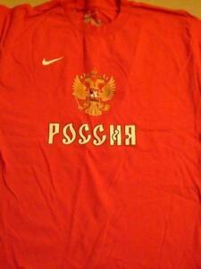 NEW Team Russia Alexander Ovechkin Large Olympic Jersey