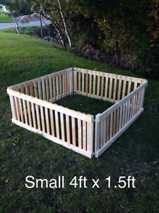 Small Portable Pet pen PICK UP IN RED DEER