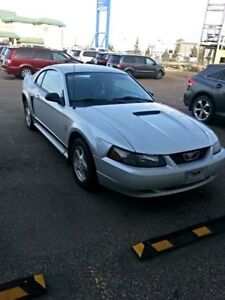 Ford Mustang project car