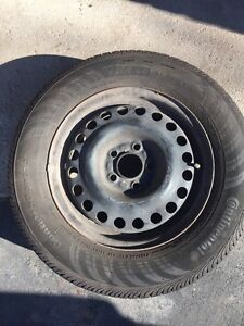 Ford Transit Connect Rims & Tires
