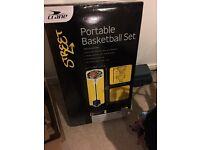 Street portable Basketball set