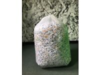 Horse bedding shredded paper 25kg from £6