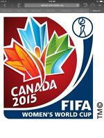 FIFA Women's World Cup Tickets in Montreal