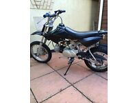 110cc pitbike for swaps