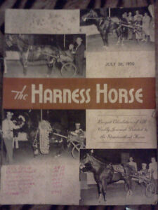 5 revues hypiques 1949 the harness horse