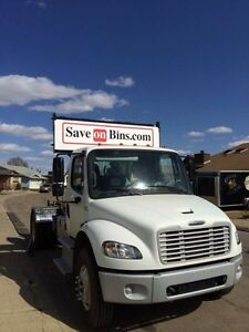 Low Cost Bin Rental :: Save On Bins Edmonton 780-221-4949 Strathcona County Edmonton Area image 4
