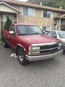 1991 Chevrolet C/K Pickup 1500 Pickup Truck