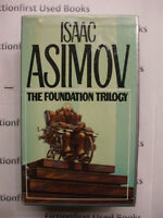 """""""Foundation Trilogy"""" by: Isaac Asimov"""