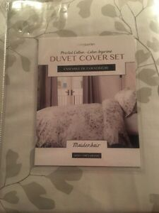 New king size duvet cover for sale