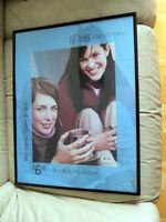 Cadres photo en plastique (3) Plastic photo frames