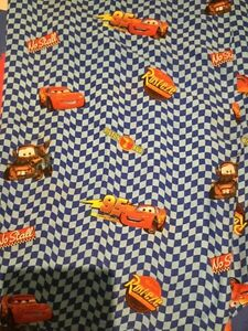 Disney Cars Twin Bed Sheet Set Cambridge Kitchener Area image 3