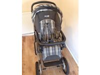 Mama & Pspa's travel system. Buggy n pushchair (can deliver)