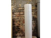 Polythene film large roll 1400mm wide 80mu - 50kg /Polythene film large roll 1200mm wide 80mu - 48kg