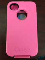 Pink OtterBox for Iphone 4S