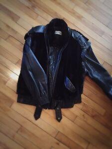 3 manteau de cuir  West Island Greater Montréal image 7