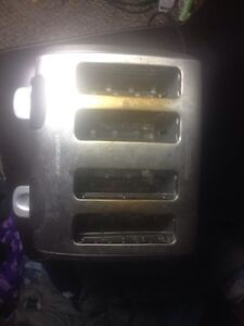 Black & Decker 4 slot toaster Stratford Kitchener Area image 2