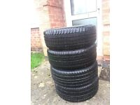 4 tyres great condition