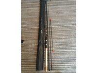 Hermes power feeder rod