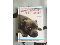Dog Puppy Training Staffordshire Bull Terrier ( Staffy) Book
