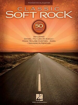 Classic Soft Rock Sheet Music Piano Vocal Guitar SongBook NEW 000311481