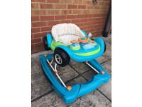 Fisher Price car walkers