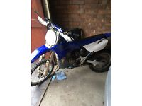 Yamaha yz 85 big wheel