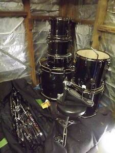 Ludwig Epic Series Drum Kit Excellent Condition MAKE AN OFFER!! Eschol Park Campbelltown Area Preview