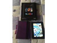 "Amazon Fire HD 7"" 16gb 2nd generation (2013) tablet."