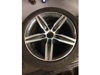 BMW SPORT 1 SERIES F20 F21 ALLOY with tyre