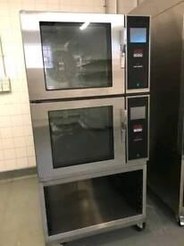 Mono double stack combi oven
