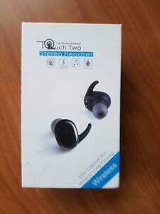 Wireless Earbuds Touch Two True