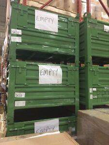 Selling metal industrial crates. Heavy duty Oakville / Halton Region Toronto (GTA) image 2