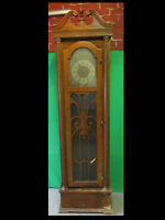 GRANDFATHER CLOCK BY BIRKS (WITH SERIAL NUMBER)