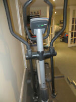 Bremley Elliptical Machine - Weight Equipment