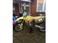 Rm 125 2008 motor cross (part x with cr, Ktm, kx, yz, rm, 125,250)