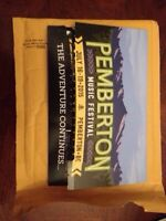 Pemberton music festival pass