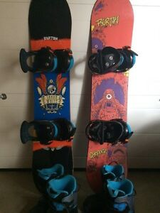 Kids snowboard packages (2)