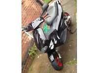 Gilera runner 70cc liquid cooled