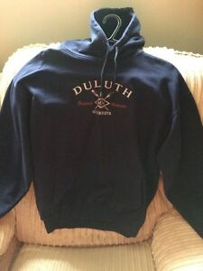 Duluth pullover hoodie