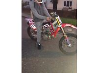 Crf 450 2011-2012 need gone!!