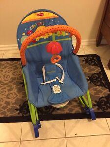 Toddler rocker chair