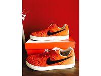 Nike Tiempo trainers size 9 BRAND NEWIN BOX