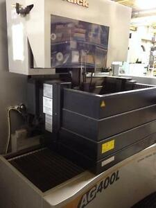 Sodick 400L Wire EDM Machine